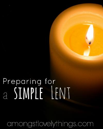 Simple Lent