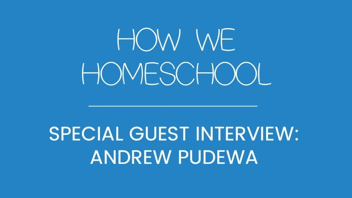 Special interview with Andrew Pudewa