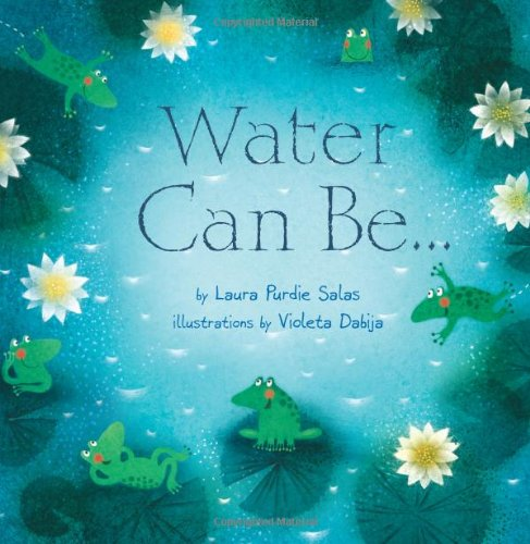 Water Can Be . . . (Millbrook Picture Books)