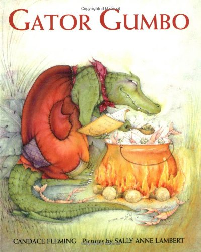 Gator Gumbo: A Spicy-Hot Tale