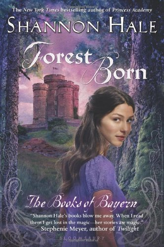 Forest Born (Books of Bayern)