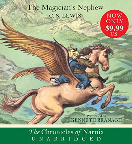 The Magician's Nephew CD (Chronicles of Narnia)