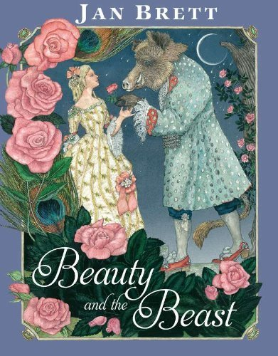 Beauty and the Beast by Brett, Jan [Putnam Juvenile,2011] (Hardcover)