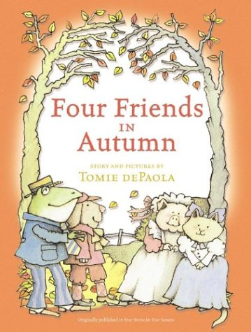 Four Friends in Autumn