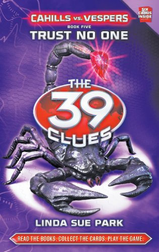 Trust No One: Cahills Vs Vespers (39 Clues, Book 5) (The 39 Clues: Cahills vs. Vespers)