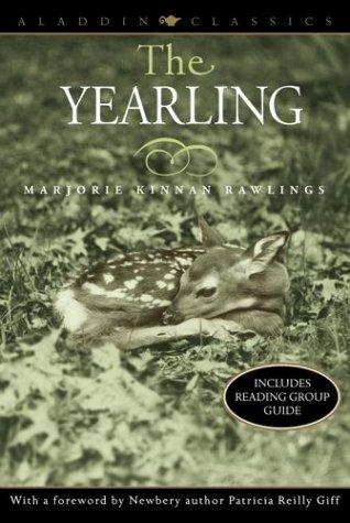 The Yearling (Aladdin Classics)