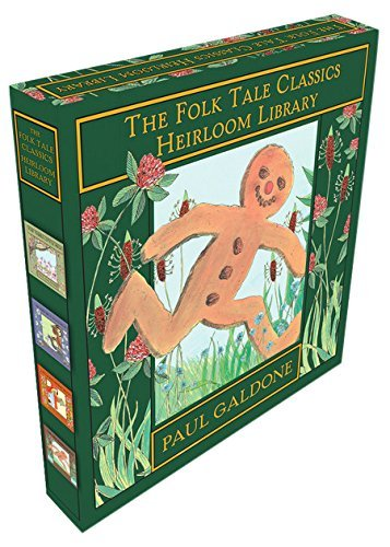 The Folk Tale Classics Heirloom Library