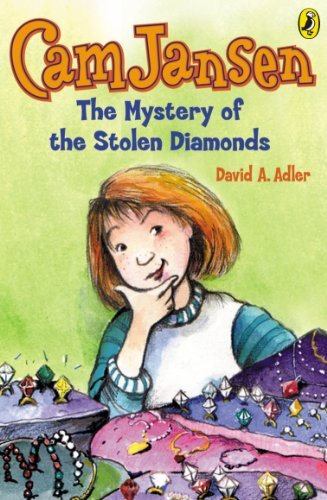 Cam Jansen: The Mystery of the Stolen Diamonds #1