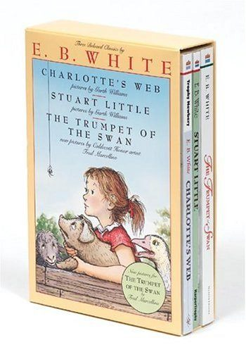 E. B. White Box Set