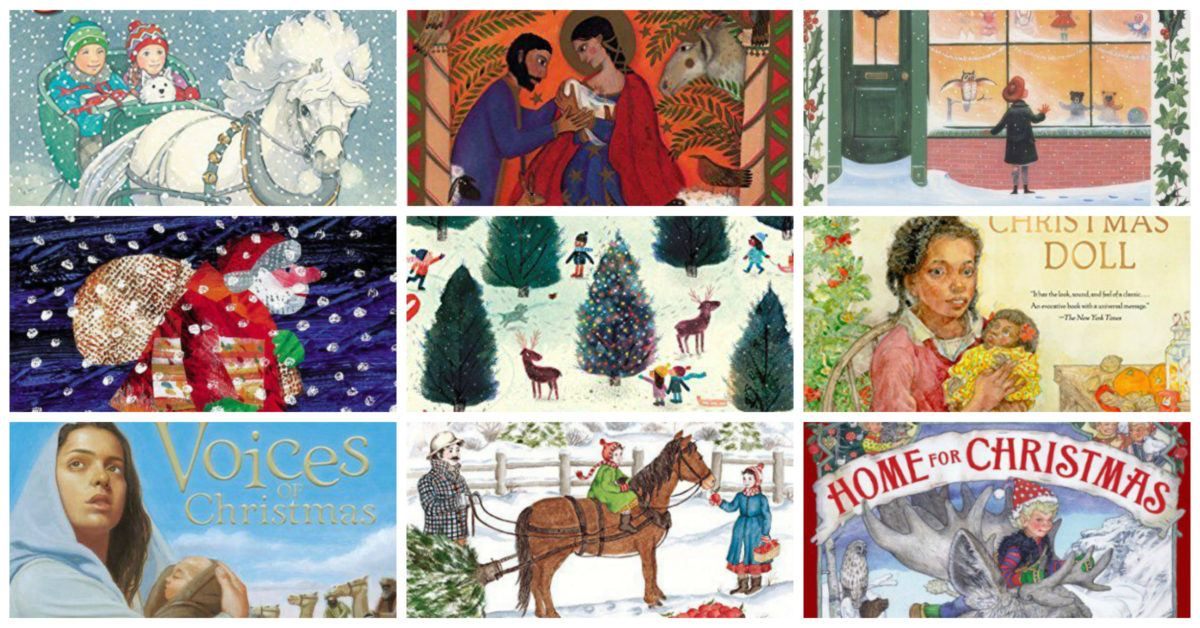 Christmas Picture Books for Christmas