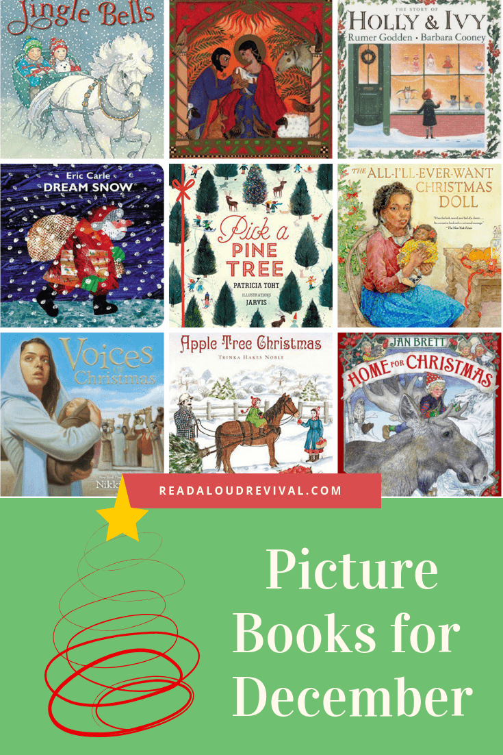 Share Christmas Picture Books on Pinterest