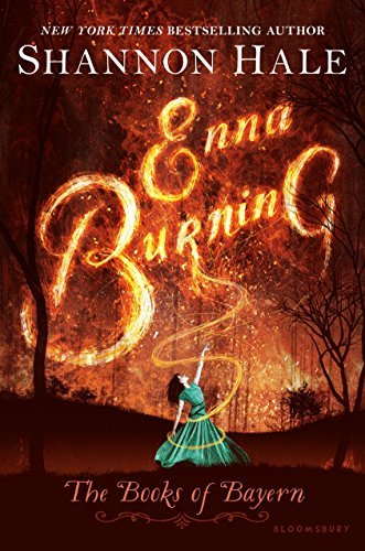 Enna Burning (Books of Bayern Book 2)