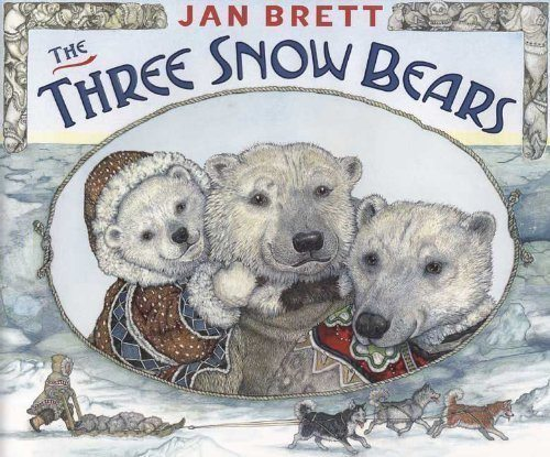 The Three Snow Bears (Edition unknown) by Brett, Jan [Hardcover(2007£©]