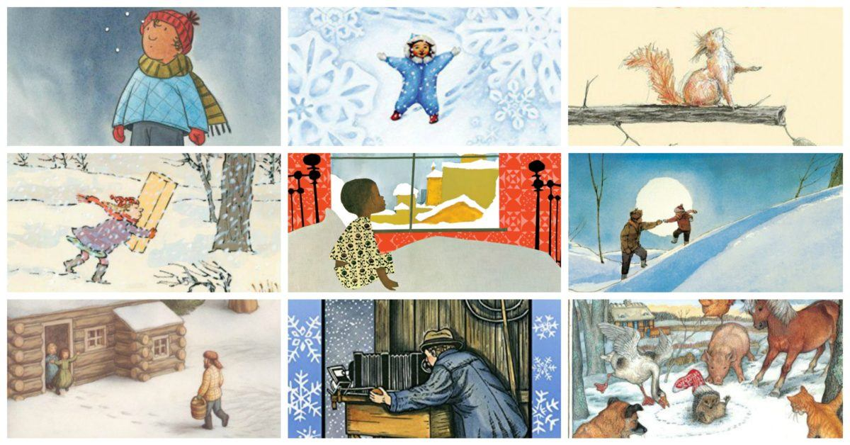 Our Favorite January Picture Books Read Aloud Revival With