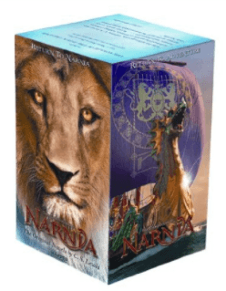 By C. S. Lewis: The Chronicles of Narnia Box Set: Full-Color Collector's Edition