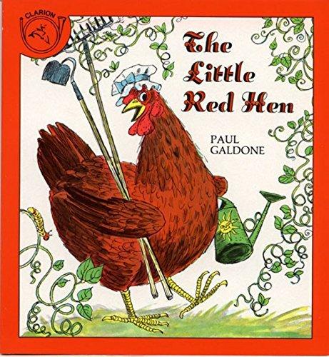 The Little Red Hen (Paul Galdone Classics)