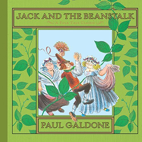 Jack and the Beanstalk (Folk Tale Classics)