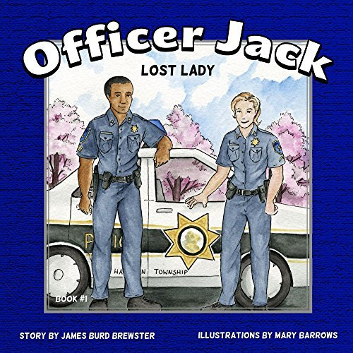 Officer Jack – Book 1 – Lost Lady