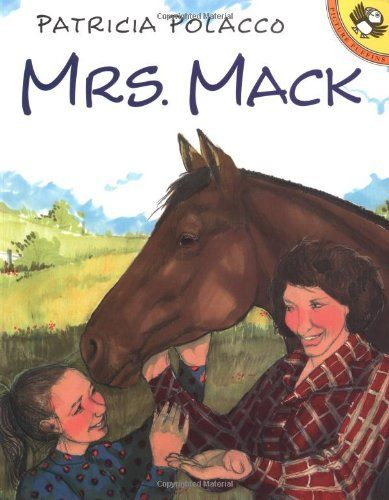 Mrs Mack (Picture Puffin Books)