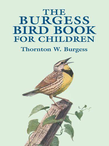 The Burgess Bird Book for Children (Dover Children's Classics)