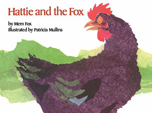 Hattie and the Fox (Classic Board Books)