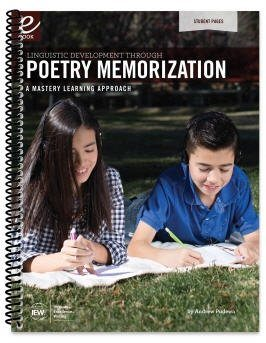 Linguistic Development through Poetry Memorization [Student Book only]