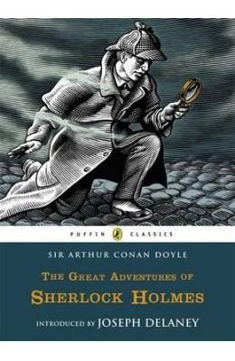 GREAT ADVENTURES OF SHERLOCK HOLMES : PUFFIN CLASSICS /