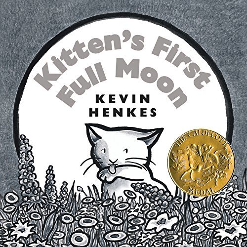 Kitten's First Full Moon Board Book
