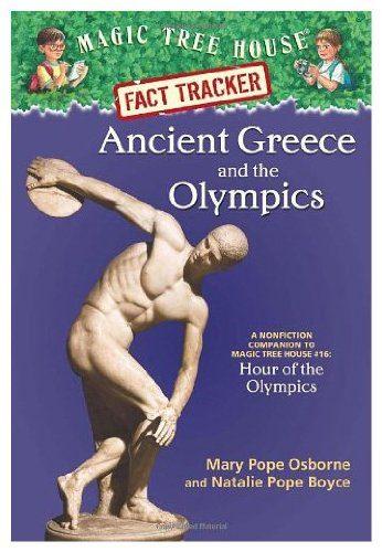 Magic Tree House Fact Tracker #10: Ancient Greece and the Olympics
