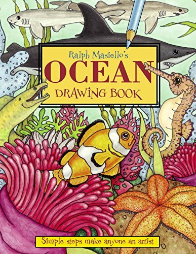 Ralph Masiello's Ocean Drawing Book (Ralph Masiello's Drawing Books)