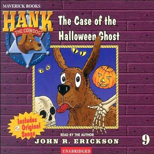 The Case of the Halloween Ghost