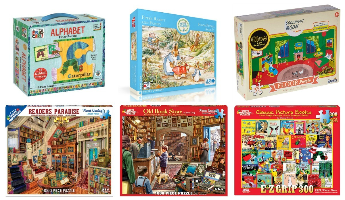 Children's Book Puzzles