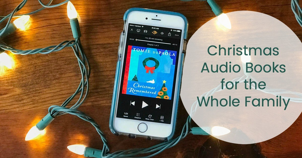 Christmas Audio Books for the Whole