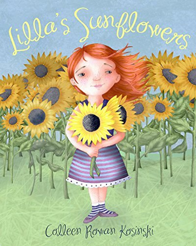Lilla's Sunflowers