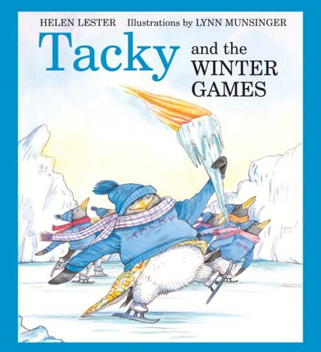 Tacky and the Winter Games (Tacky the Penguin)