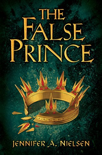 The False Prince (Ascendance Trilogy Book 1)
