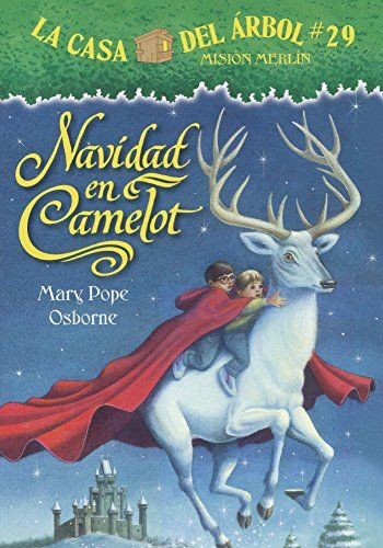 Navidad En Camelot (Christmas In Camelot) (Turtleback School & Library Binding Edition) (La Casadel Arbol: Mision Merlin)