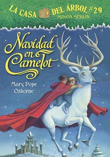 Navidad En Camelot (Christmas In Camelot) (Turtleback School & Library Binding Edition) (La Casadel Arbol: Mision Merlin)