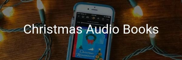 Christmas Audio Books