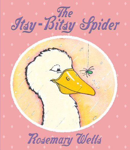 The Itsy Bitsy Spider (Bunny Reads Back)