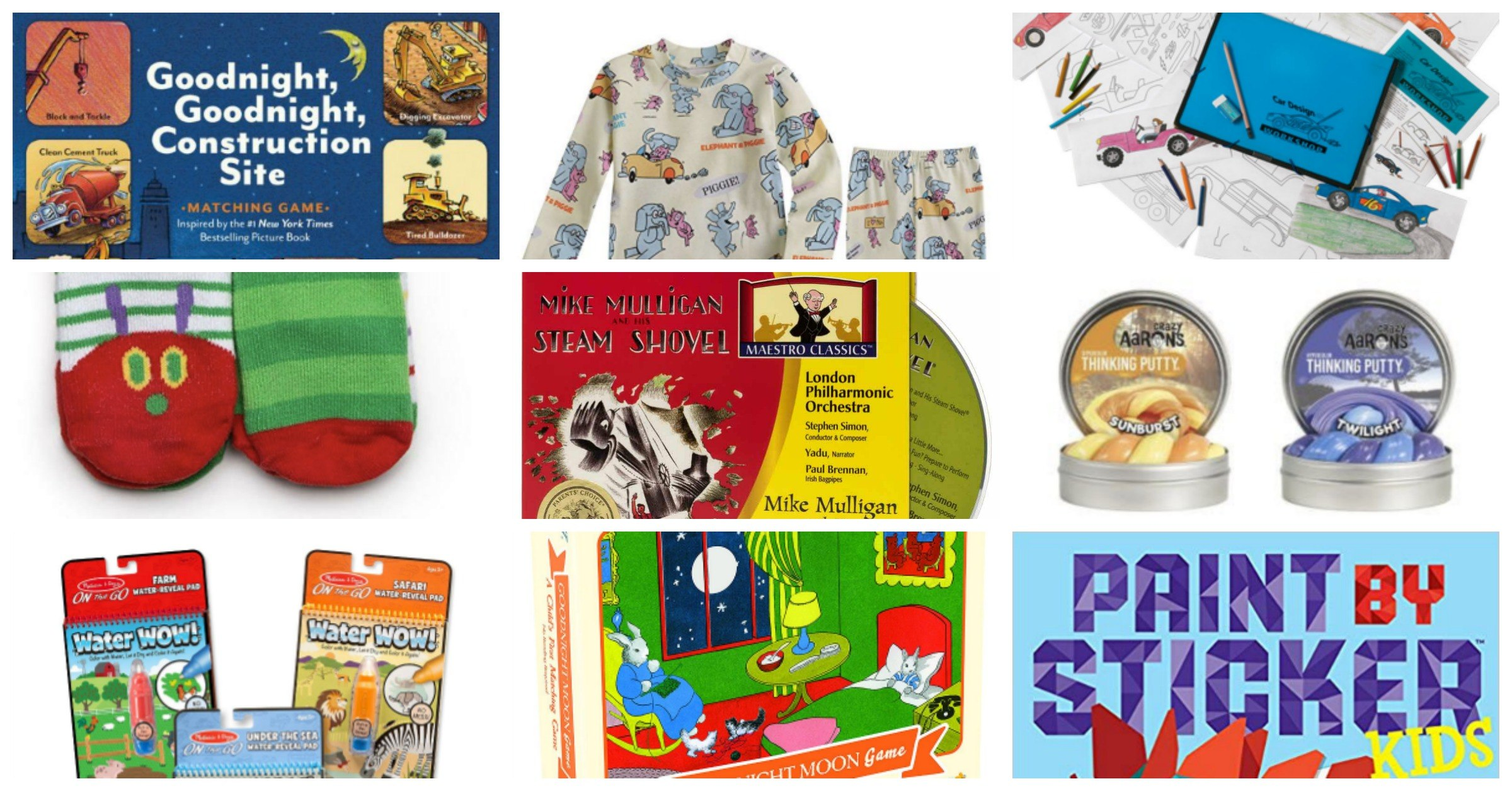 Gifts for Young Readers