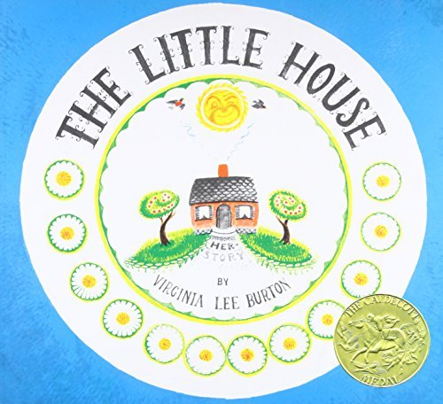 The Little House (Read Along Book & CD)