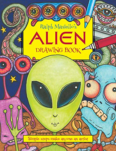 Ralph Masiello's Alien Drawing Book (Ralph Masiello's Drawing Books)