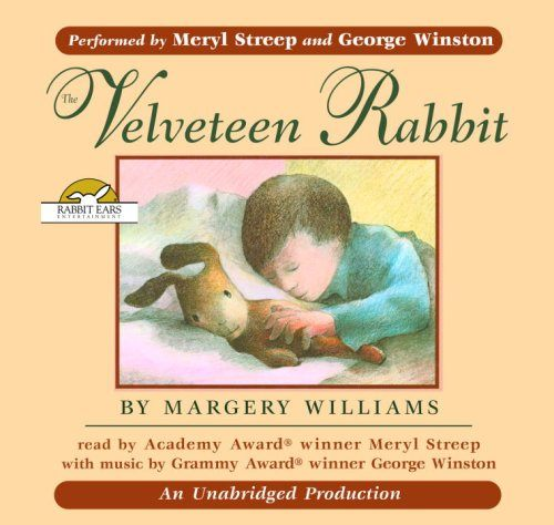 Rabbit Ears Velveteen(lib)(CD)