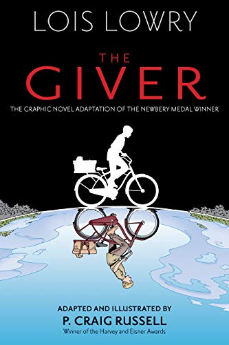 The Giver (Graphic Novel) (1) (Giver Quartet)