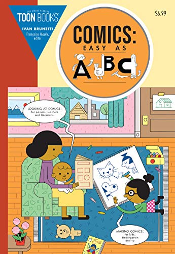 Comics: Easy as ABC: The Essential Guide to Comics for Kids