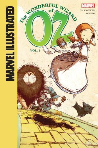 Marvel Illustrated the Wonderful Wizard of Oz 1