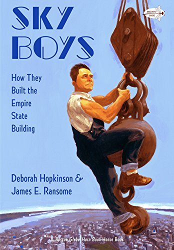 Sky Boys: How They Built the Empire State Building