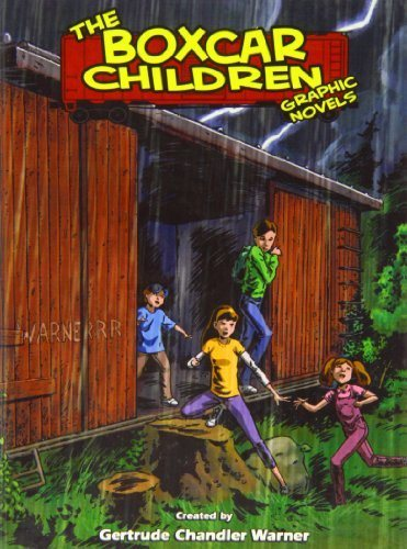 The Boxcar Children Graphic Novels 1: The Boxcar Children by Gertrude Chandler Warner (2009-04-09)