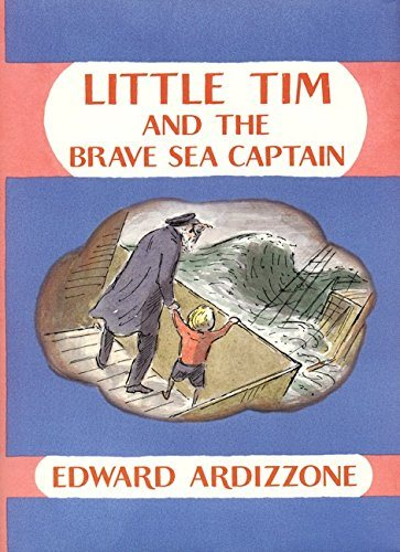 Little Tim and the Brave Sea Captain (Little Tim Books)
